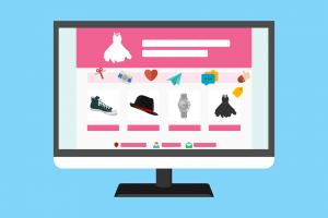 Afbeelding website met mooie design